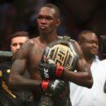 UFC: Israel Adesanya emerges top earner