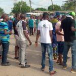 PHOTOS: June 12 Protesters Storm Osun, Ondo