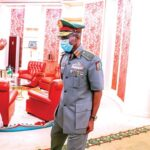 Buhari Offers Tips To New Army Chief On How To End Insecurity