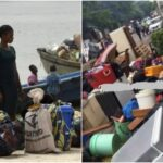 Many Rendered Homeless As Lagos State Government Demolishes Houses In Oniru