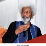 Soyinka Denies Supporting Agitation For Yoruba Nation