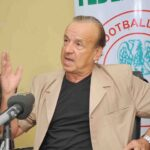 Friendly: Nigeria cannot beat Mexico – Rohr predicts
