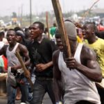 Angry Youths Chase Monarch Out Of Palace Over Police Officer's Death In Ondo