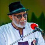 Akeredolu Makes U-Turn, Denies Calling For Senate Scrapping