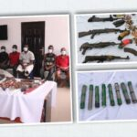 Police Arrest 6 Suspected IPOB Members in Ebonyi (photos)