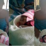 Photos: Why Woman Who Gave Birth In Prison Is Still Remanded – Prison Service