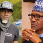 Reno Omokri warns as Buhari embarks on another medical trip to London