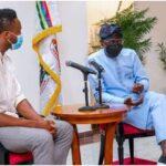 Former Eagles star, Mikel Obi meets Gov Sanwo-Olu