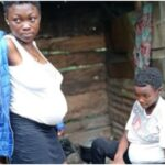 Photos: 16-Year-Old Twin Sisters Impregnated By The Same Boy