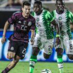 Nigeria vs Mexico: Super Eagles thrashed 4-0