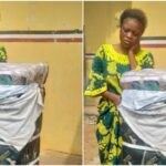 30-year-old woman arrested for alleged theft of N500,000 bundle of clothes