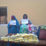 PHOTOS: NDLEA Arrests Lady With Multiple Identities For Trafficking 296,000 Tabs Of Illicit Drugs