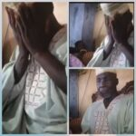 Kidnapped Emir Of Kajuru In Tears After Regaining Freedom (VIDEO)