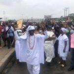 Yoruba Nation: Ilana Omo Oodua hails Ojota protesters