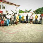 PHOTOS: EFCC arrests 20 suspected internet fraudsters in Enugu, Port Harcourt