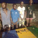 Cultism: Four arrested during cult supremacy battle in Ogun
