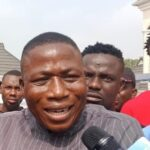 Again, Sunday Igboho's house under attack by Nigerian soldiers