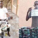 PHOTOS: NDLEA Arrests 44-Year-Old Anambra Drug Kingpin Okeke Chijioke; Recovers 548,000 Tramadol Tablet