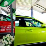 Nigerian govt commissions electric vehicle charging station in Lagos (photos)