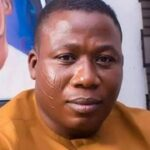 Sunday Igboho Has Pump Action Gun – Spokesman (Video)
