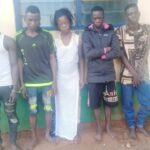 Five arrested for kidnapping eight-year-old boy in Ogun