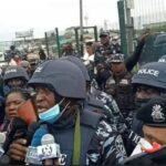 BREAKING: Why Security Operatives Are At The Venue Of Yoruba Nation Rally