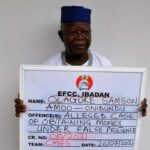 Photo Of Oyo Baale Arraigned by EFCC for Land Scam