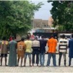 Katsina: EFCC nabs 20 suspected internet fraudsters