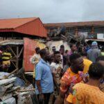 Oyo Police confirms death of five in Ibadan market accident