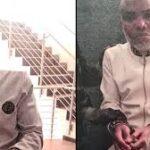 Nnamdi Kanu Arrest: Nigerian Govt Lists IPOB Leader's Sins