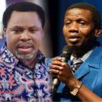 'We shall meet again' – Pastor Adeboye writes SCOAN, says T.B Joshua is with Jesus
