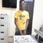 Police arrest 17-year-old boy over alleged possession of illicit drugs in Delta