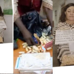 PHOTOS: NDLEA Arrest Mother Of 3 With 12 Wraps Of Cocaine In Her Private Part At Abuja Airport