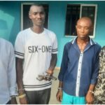 Police arrest suspected robbers in Bayelsa, recover pistol