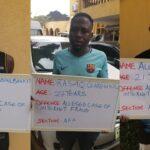 Court sends UNILORIN, KWASU, Kwara Poly students to jail for fraud (photos)