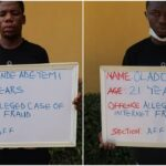 Two students jailed for cybercrime, romance scam in Ilorin
