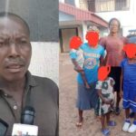 48-Year-Old Man Arrested For Defiling His 3 Daughters