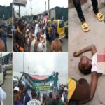 Yoruba Nation: 14-Year-Old Drink Seller Killed By Stray Bullet In Lagos (photos)