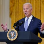 FULL TEXT: What Biden Said About Taliban Takeover Of Afghanistan