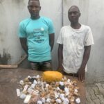 Police bust peddlers openly selling drugs in Lagos