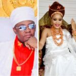 Oba Of Benin Welcomes Quadruplets With His Fifth Wife