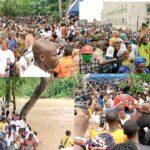Osun Festival Worshippers Violate COVID-19 Protocols As Infection Kills Seven