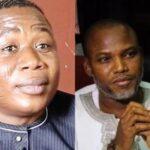 Nigerian Pastor Predicts Negotiation Over Sunday Igboho, Nnamdi Kanu (Video)