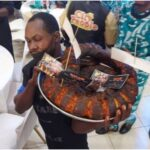 Man Hawks Snake Barbecue At Wedding Party, Sparks Reactions