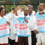 FG Stops Striking Doctors Salary
