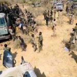 PHOTOS: NIGERIAN ARMY NEUTRALIZES BANDITS IN ZAMFARA AS STATE GOVT BANS ALL ILLEGAL MOTOR PARKS. (photos)