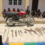 Bauchi police nab serial kidnapper, gang members, others
