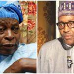 Check Activities Of Bandit Terrorists Now Or Else… – Falae Tells Buhari
