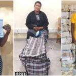NDLEA arrests Italy-bound lady, pregnant woman, fake soldier for drug trafficking (photos)