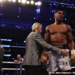 Anthony Joshua will fight Oleksandr Usyk in a rematch – Joshua's promoter Eddie Hearn says